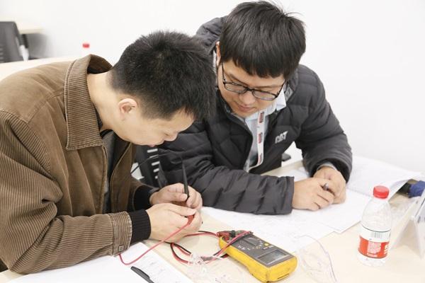 林肯电气自动化设备维修培训